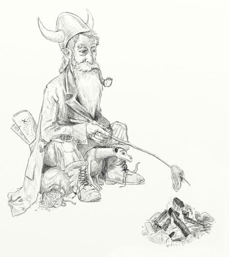Hobo Dwarf