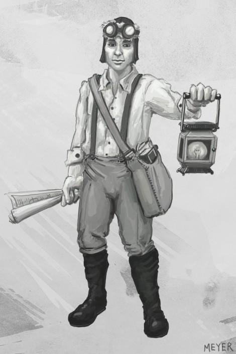 Forgegrider's Apprentice