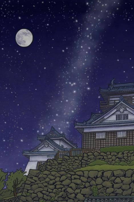 Stars over Ono