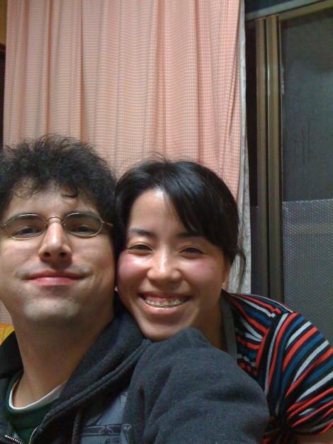 Matt & Hitomi