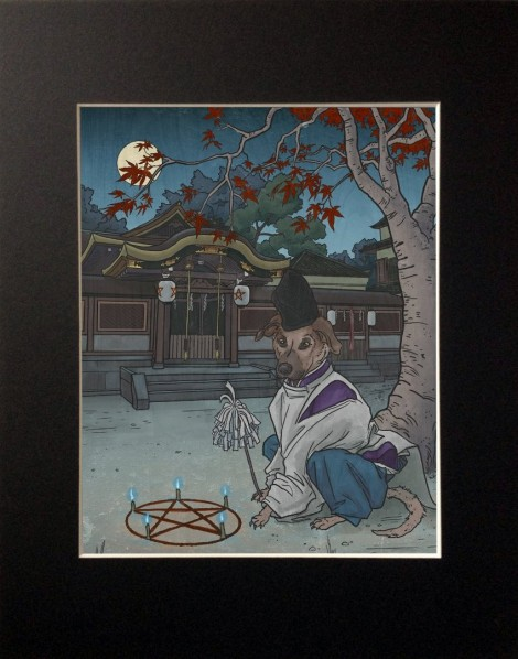 Inugami Print