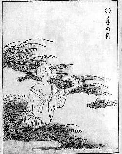 Toriyama Sekien's Te-no-me