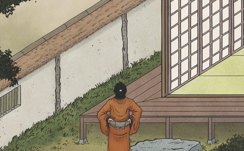A-Yokai-A-Day: Ino Mononoke Roku, Day 19