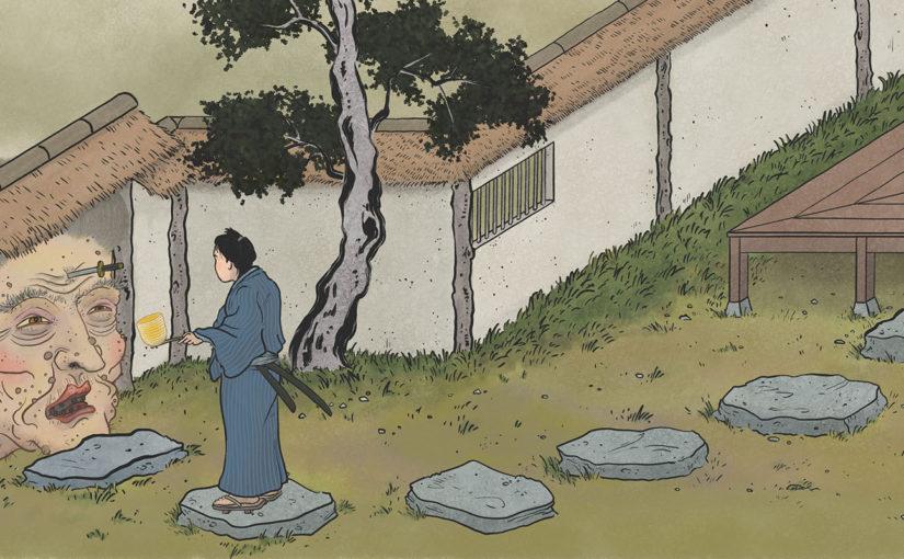 A-Yokai-A-Day: Ino Mononoke Roku, Day 6