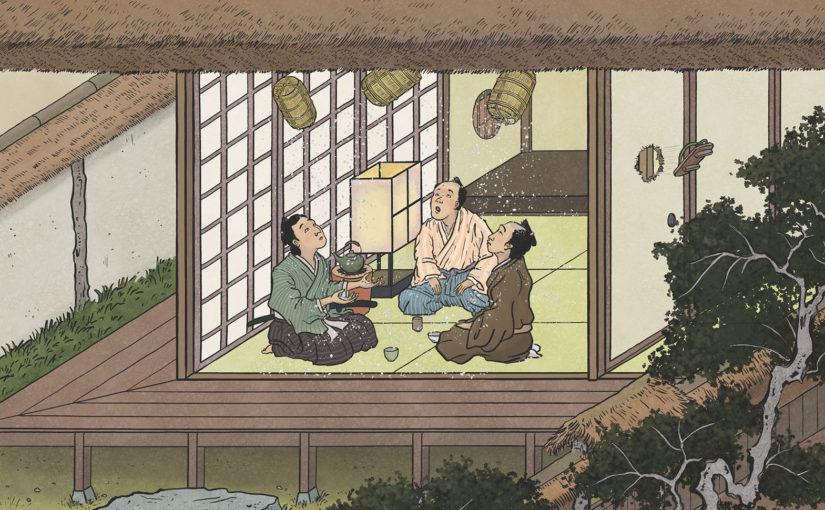 A-Yokai-A-Day: Ino Mononoke Roku, Day 8