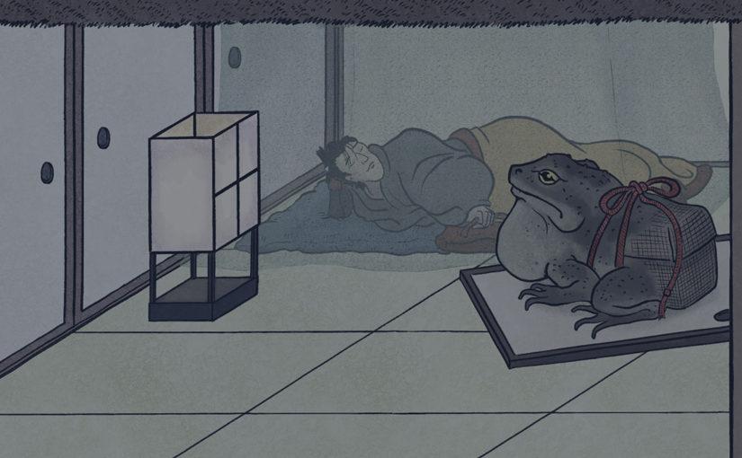 A-Yokai-A-Day: Ino Mononoke Roku, Day 12