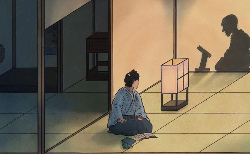 A-Yokai-A-Day: Ino Mononoke Roku, Day 21