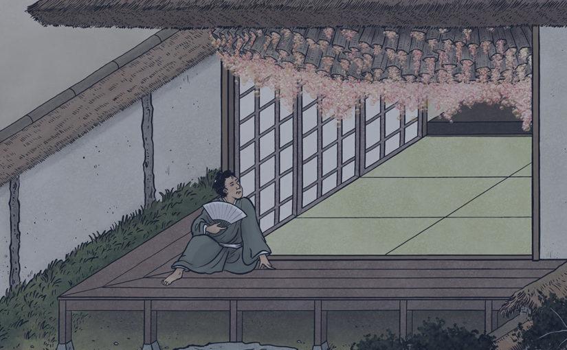 A-Yokai-A-Day: Ino Mononoke Roku, Day 23