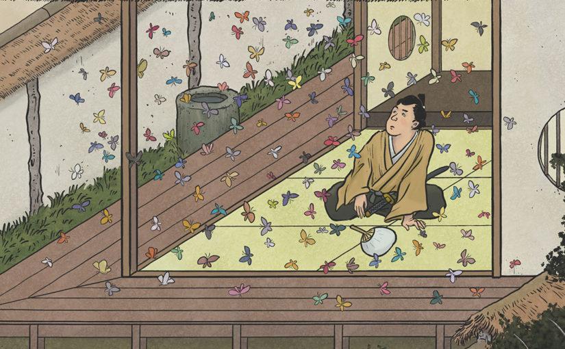 A-Yokai-A-Day: Ino Mononoke Roku, Day 24