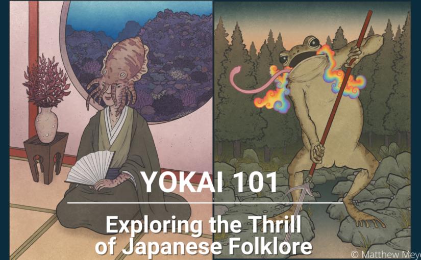 Yōkai 101 Zoom Lecture